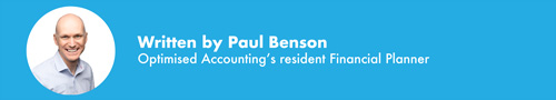 Paul Benson Financial Planner