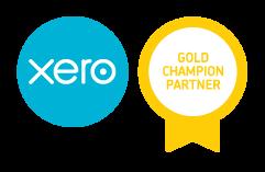 We are Xero Gold Champion Partners