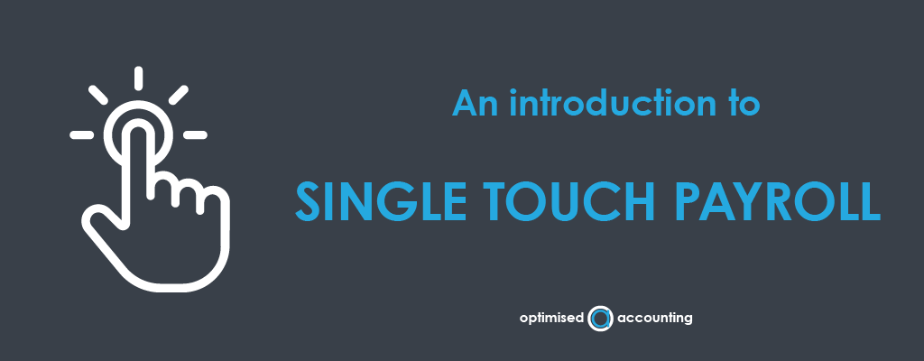 An introduction to Single Touch Payroll