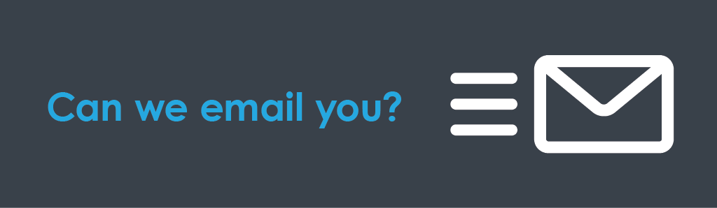 can we email you?