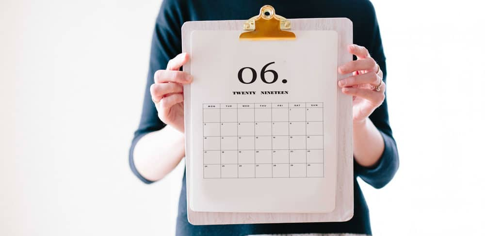 30 days of tax