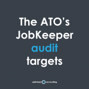ATO jobkeeper audit