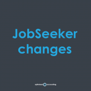 jobseeker changes