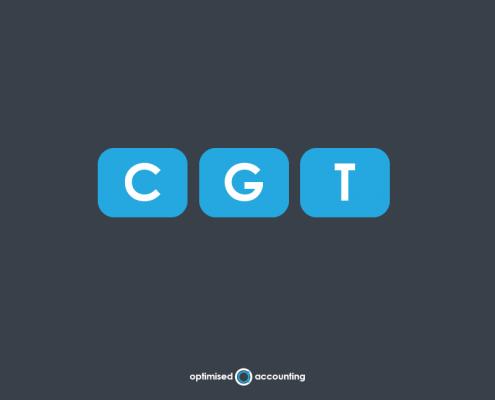 CGT on inheritance
