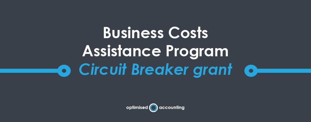 business costs assistance program