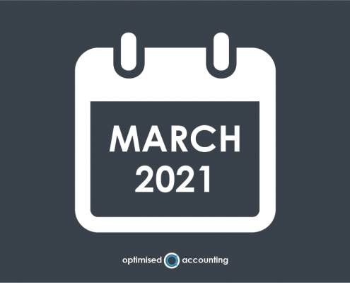 March business tax update